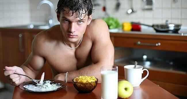 Дієта для набору ваги для чоловіків