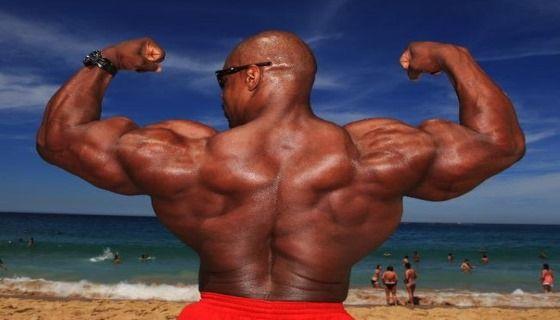 Кращі базові вправи для м`язів спини