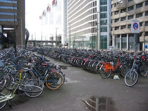 Мюнстер - велосипедний місто