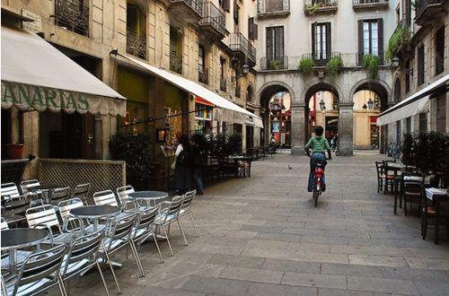 Барселона - велосипедний місто