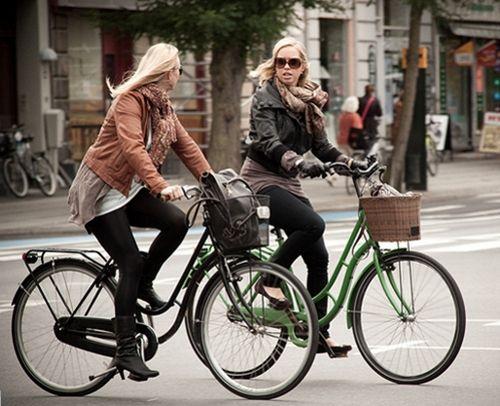 Копенгаген - велосипедний місто