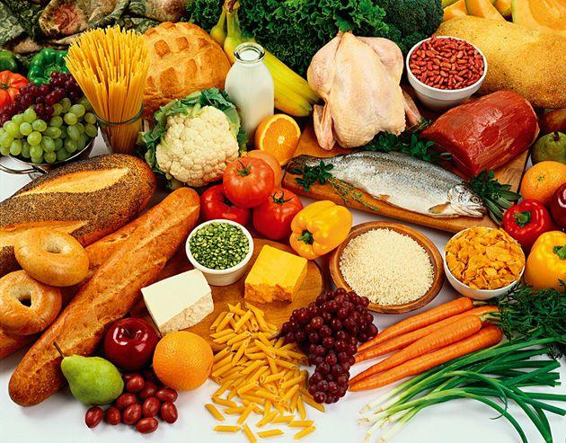 Кращі продукти для набору м`язової маси