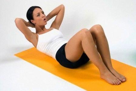 Кращі вправи для спини
