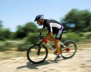 Максимальна швидкість велосипедиста, рекорд швидкості на велосипеді