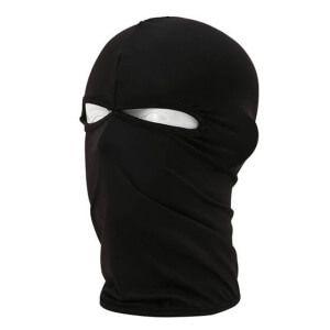 Балаклава-маска з 2 прорізами для очей