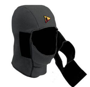 Балаклава-маска зі знімною нижньою частиною, що закриває рот і ніс