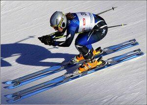 Мазі і парафіни для змащення лиж