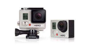 стрілялки камера gopro hero 3 для екстремальних видів спорту