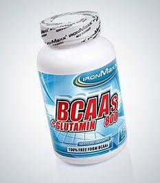 BCAA з глютамином