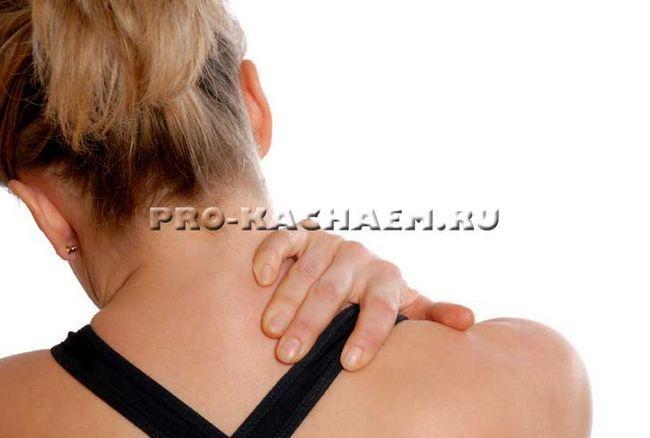 Молочна кислота в м`язах