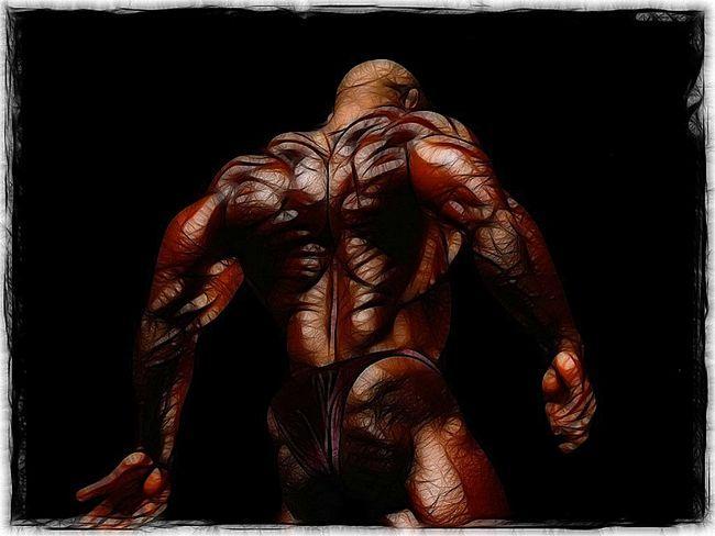Як накачати м`язи спини