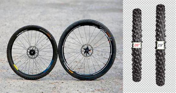26 або 29 дюймів велосипед