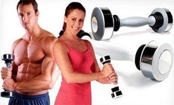 Гантельки для фітнесу - чи є їм місце в серйозному чоловічому тренінгу?