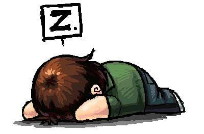 Недостача сну