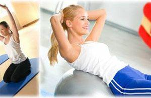 Чи варто купувати Фітбол для домашніх фітнес тренувань?