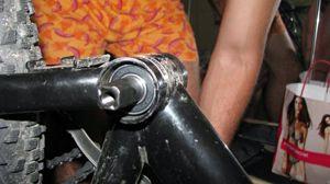 Що таке каретка велосипеда