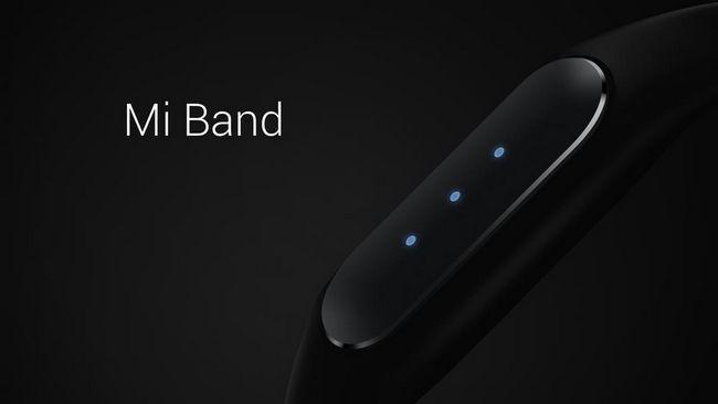 фітнес браслет Xiaomi Mi Band 1s pulse