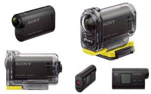 Екшн камера Sony HDR-AS15