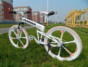 Огляд велосипеда хаммер: ціна, відгуки