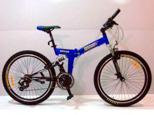 Складаний підлітковий велосипед Dream A + Folding