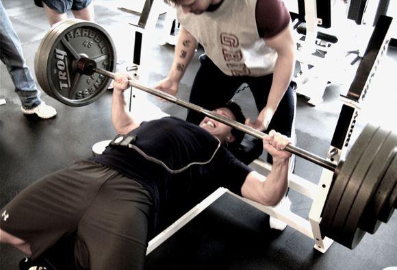 Оптимальна тривалість тренування