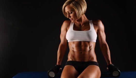 Особливості жіночого бодібілдингу для здобуття витончених струнких форм
