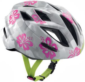 дитячий велосипедний шолом для дівчаток