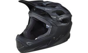 Велосипедні шоломи full face для фрірайду, дерта і стріту
