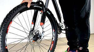Передня втулка колеса велосипеда, її розбирання і ремонт своїми руками