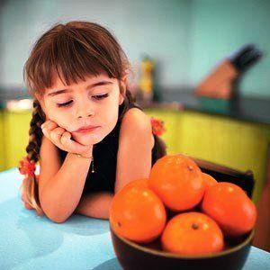 Харчова алергія - продукти, які її викликають