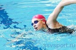 Користь плавання в басейні