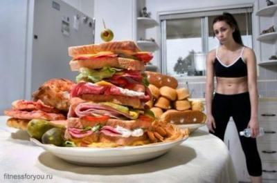 З чого почати правильне харчування