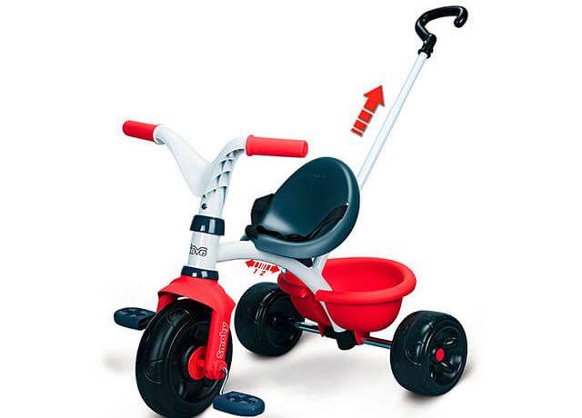 Дитячий триколісний велосипед Smoby Be Move