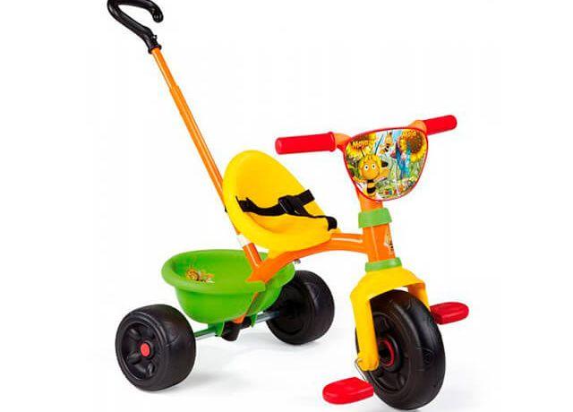 Дитячий триколісний велосипед Smoby Be Move Maja