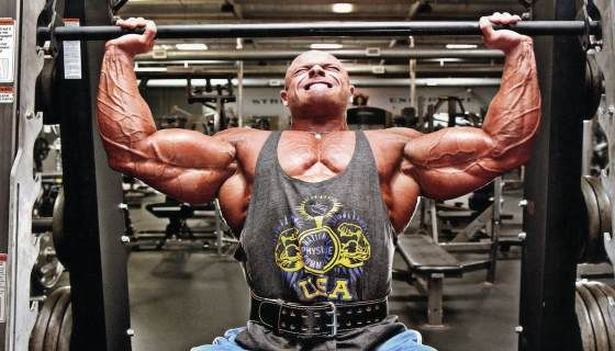 Чому від тренувань не ростуть м`язи