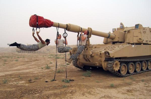Підтягування - князь вправ для верху тіла