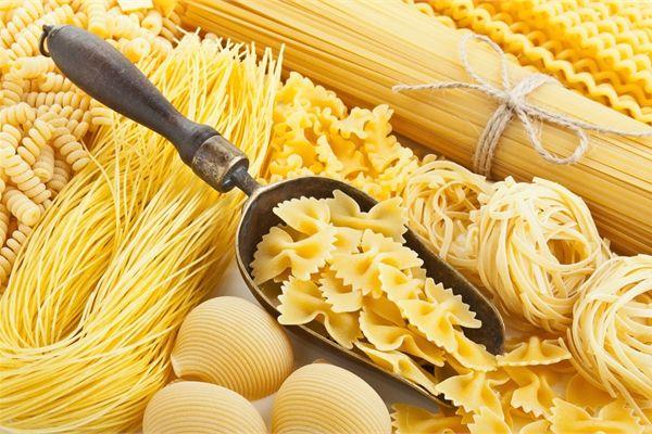 Схуднення з макаронної дієтою