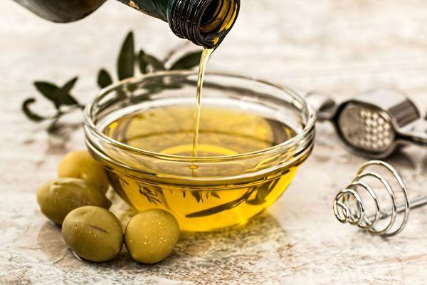 Оливкова олія в заморожуванні