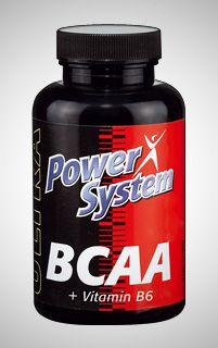 Упаковка Power System BCAA
