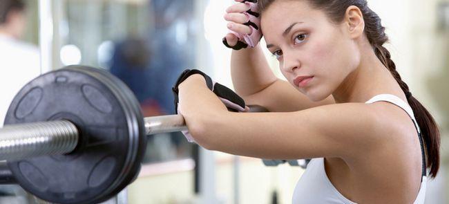 Правила занять в тренажерному залі для дівчат
