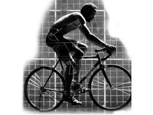 Правильна посадка на шосейному велосипеді