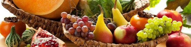 Правильне харчування в осінній період