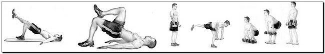 тазово-домінантні вправи