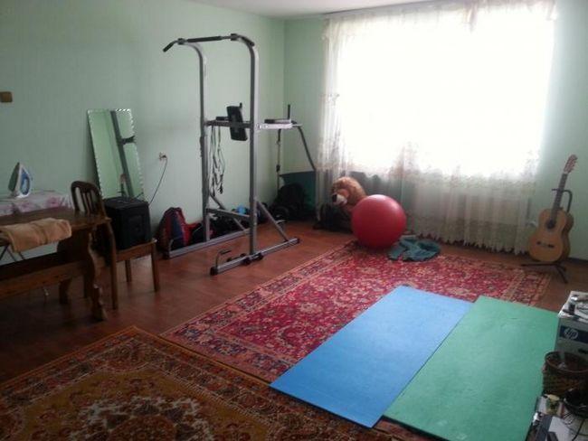 Мій спортзал