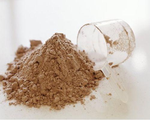 Порошковий протеїн, що допомагає набрати вагу