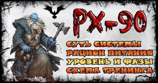 ПРОГРАМА P90X