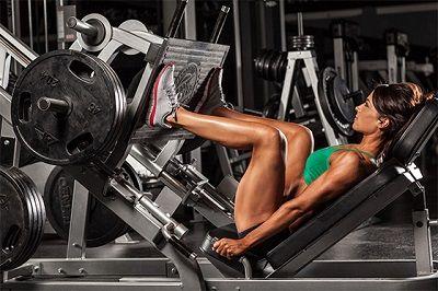 Силовий тренінг для жінок