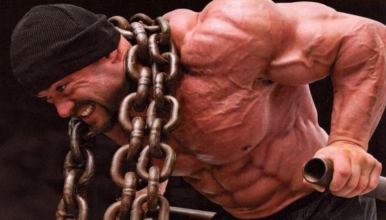 Програма тренувань м`язів на брусах для новачків