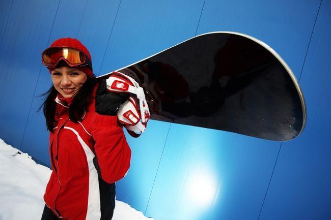 Прокат лиж та сноубордів в Харкові