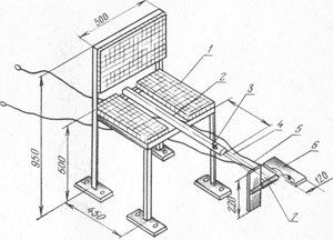 Простий педальний тренажер для ніг | Блоковий пристрій _ Prostoj pedal`nyj trenazher dlya nog | Blochnoe ustrojstvo